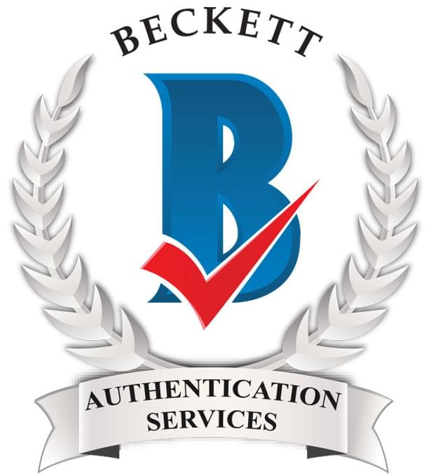 Sports Non Sports Autographs Memorabilia Authenticator Beckett